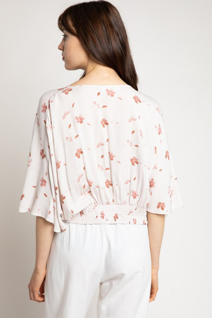 The Way You Love Floral Top