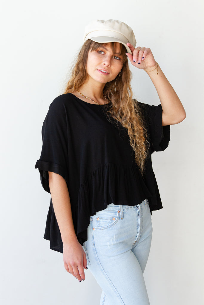 Good Time Flowy Top By For Good