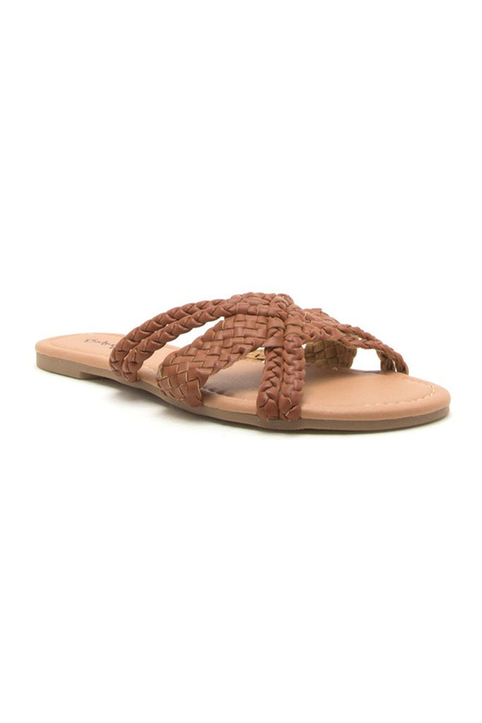 Don't Change Strappy Sandal