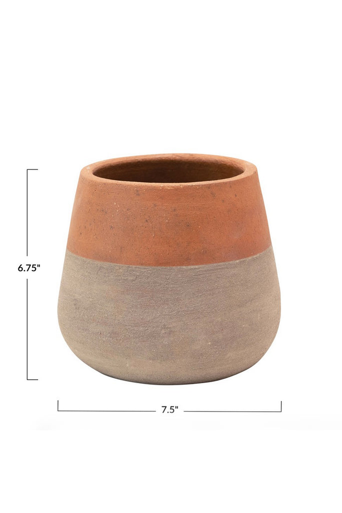 Terracotta Planter by For Good