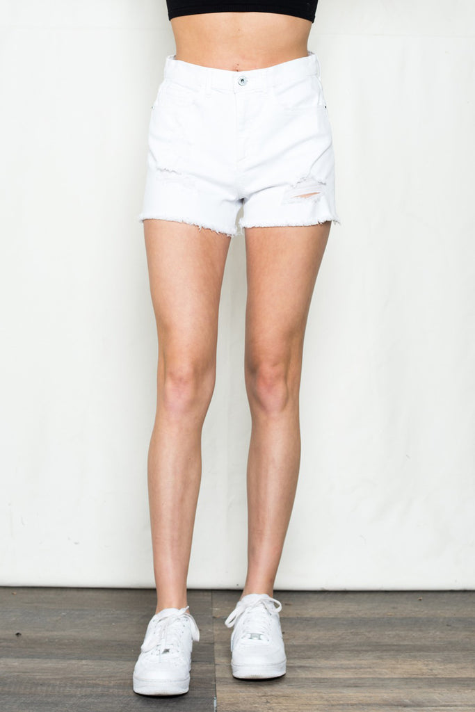 Summer Feelings Denim Shorts