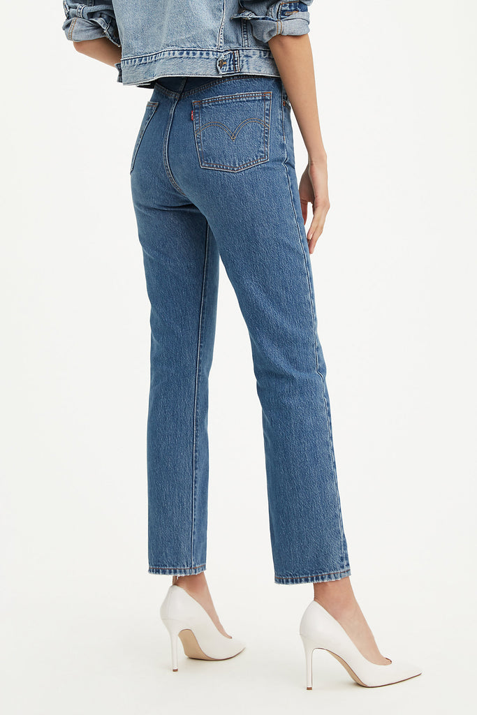 501 High Rise Jeans by Levi's