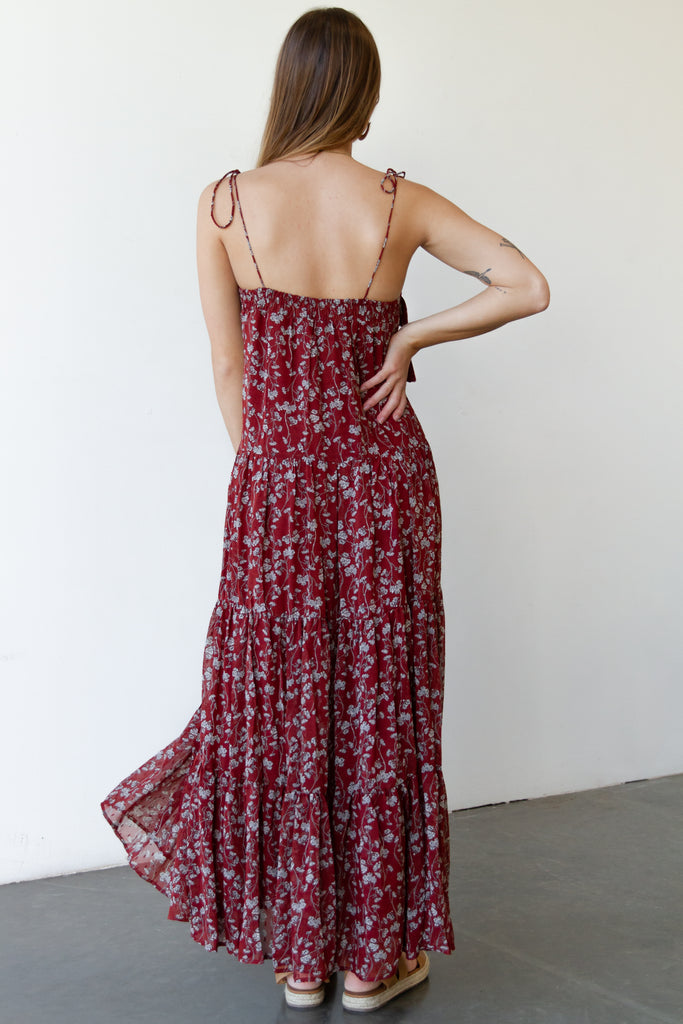 The Winner Maxi Dress By For Good