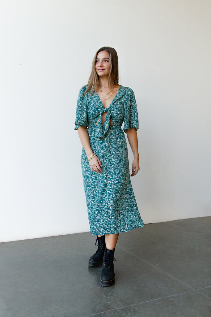 Beautiful Goodbye Midi Dress By For Good
