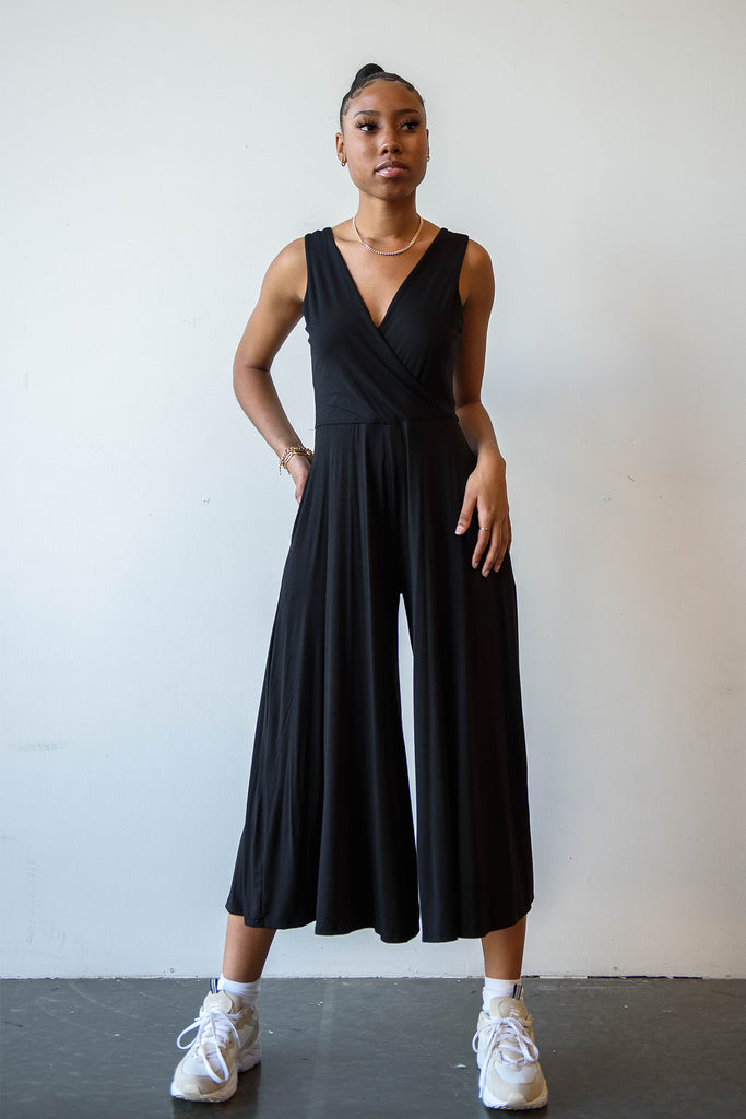 Breakeven Sleeveless Jumpsuit