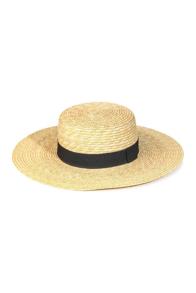 Over & Over Straw Hat