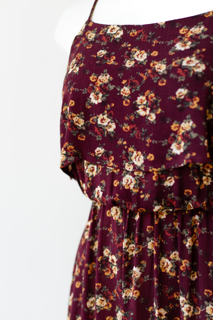 Forever Kind Of Love Floral Dress