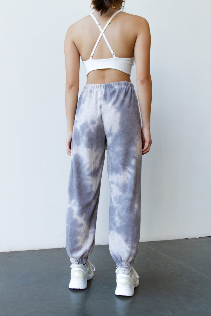Perception Tie Dye Fleece Joggers