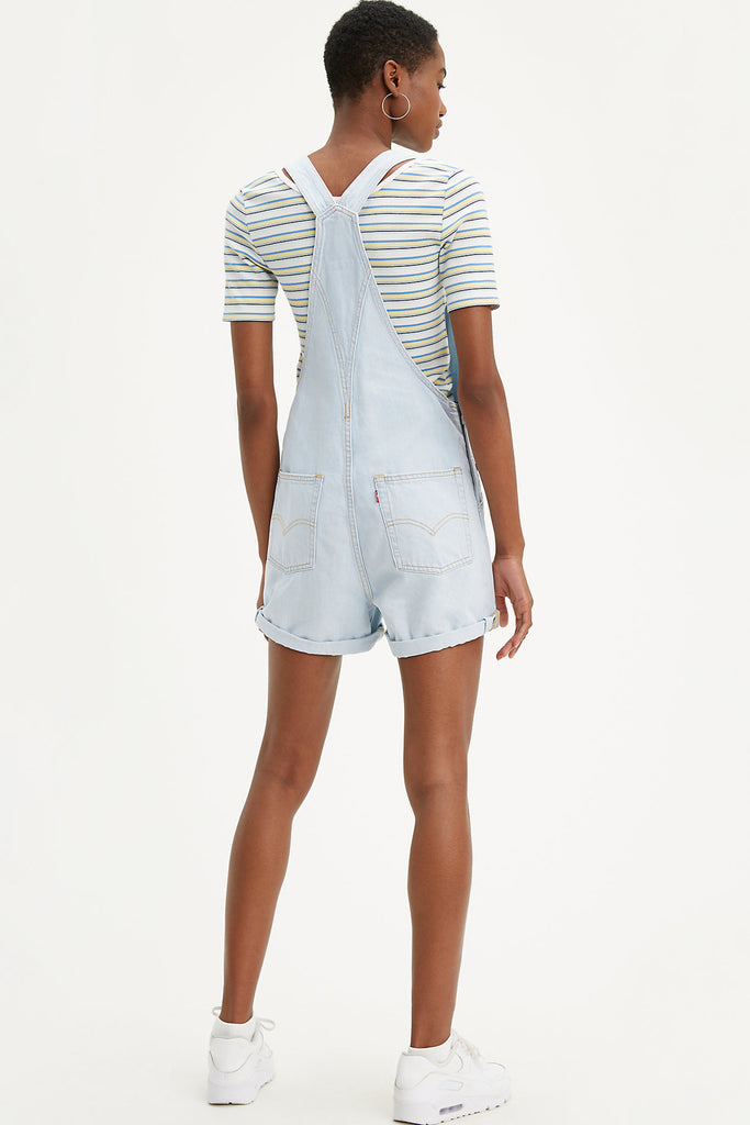 Light Wash Overalls by Levi's