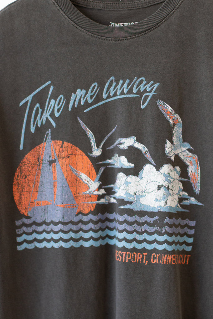 Take Me Away Graphic Tee