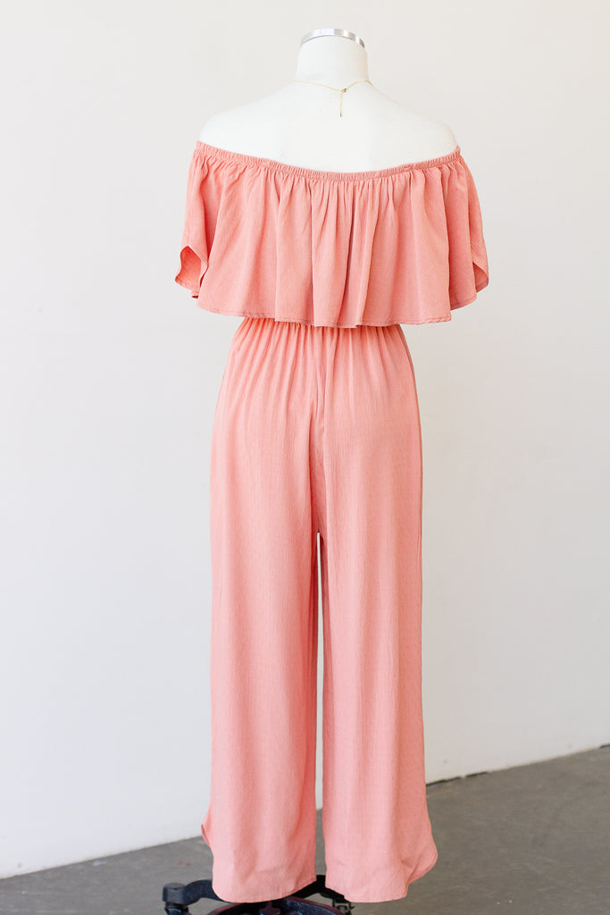 Face To Face OTS Jumpsuit