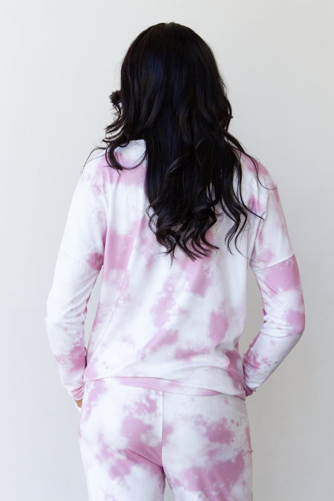 This Way Tie Dye Top By For Good