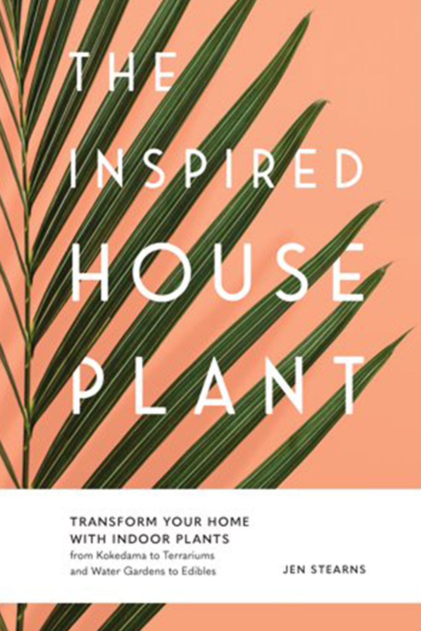 Inpsired Houseplant Book