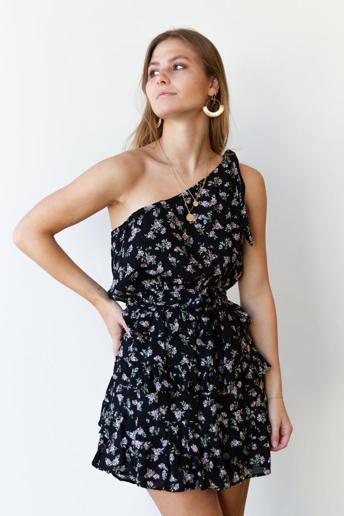 Hopeful Floral Dress By For Good