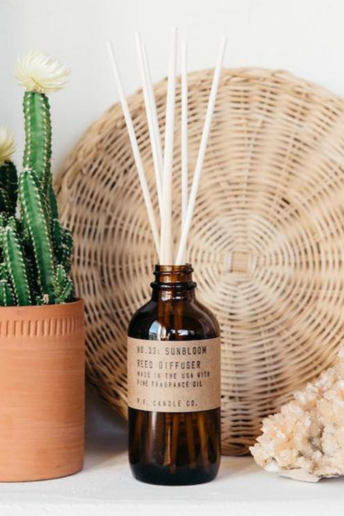Sunbloom P.F. Reed Diffuser