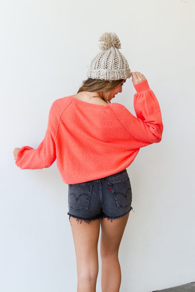 Heartbreaker Knit Sweater By Free People