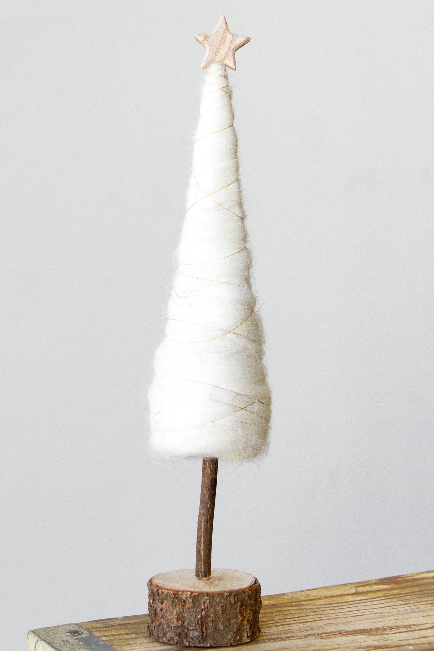Wool Christmas Tree by For Good