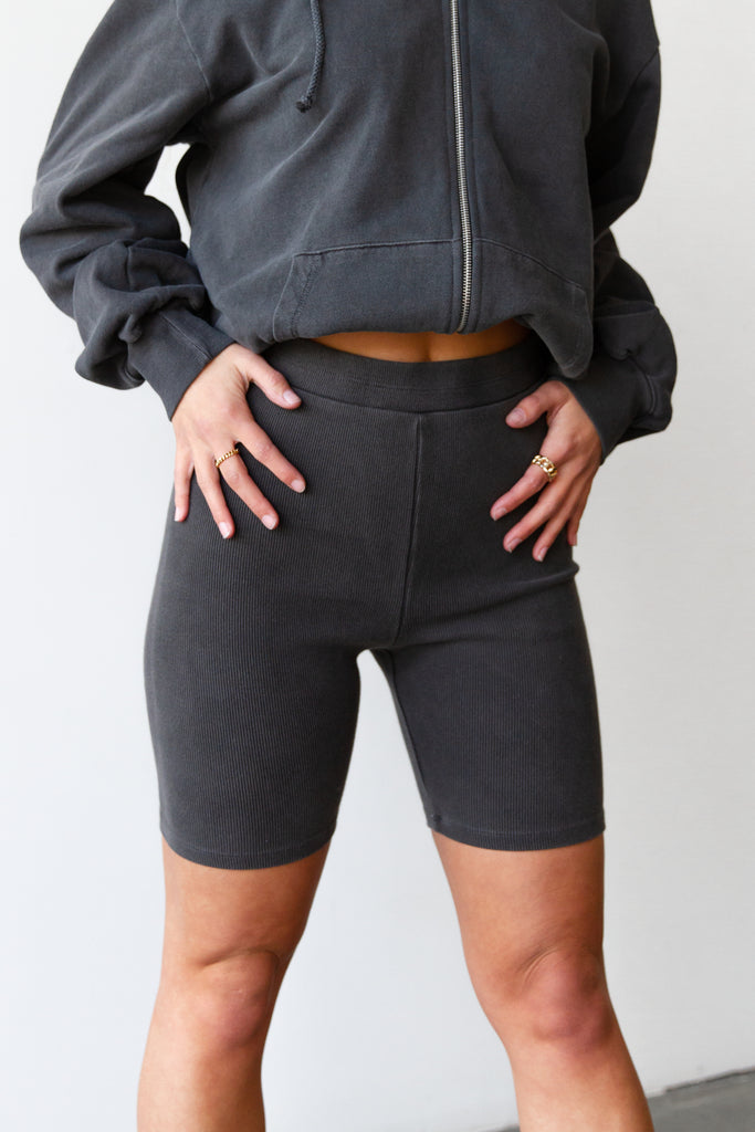 In The Stars Biker Shorts by For Good