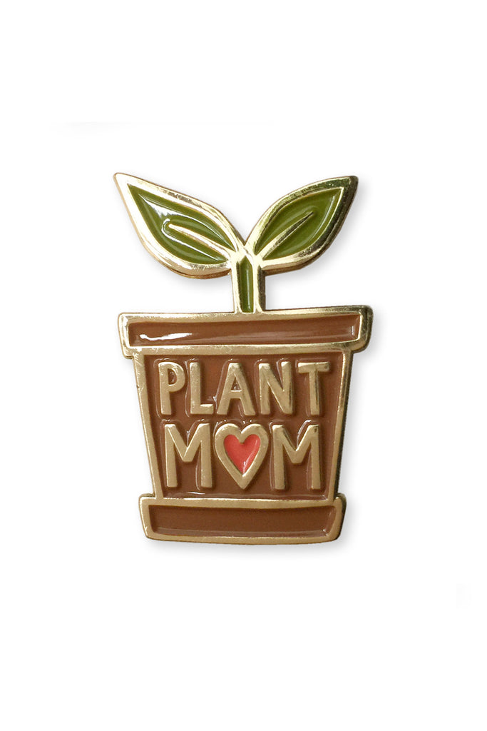 Plant Mom Pin by For Good