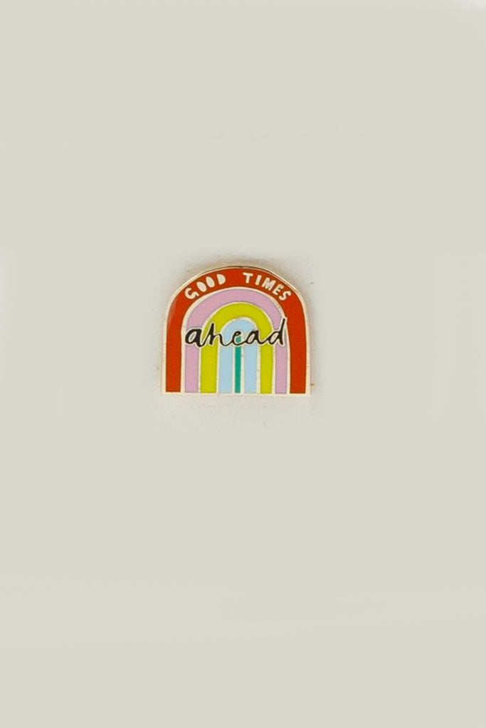 Rainbow Pin by U Studio