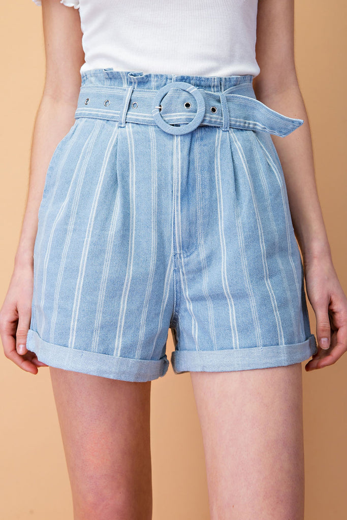 It Ain't Me High Waisted Shorts