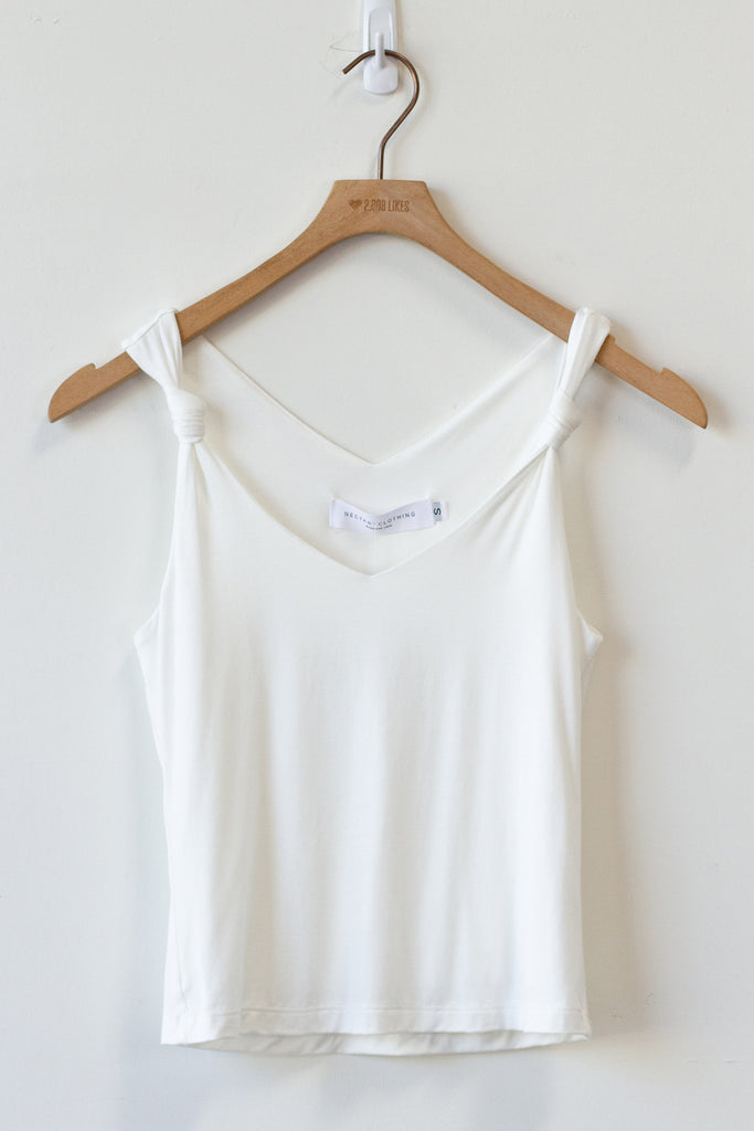 Smooth Talker Sleeveless Top