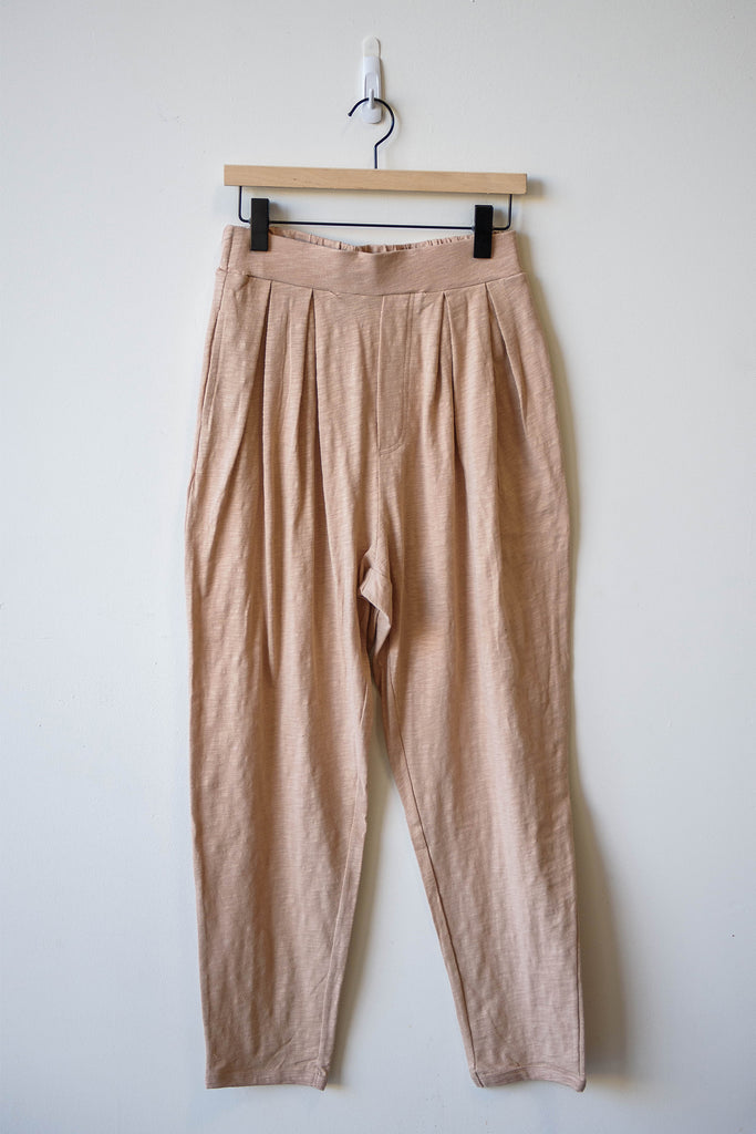 relaxed fit pants