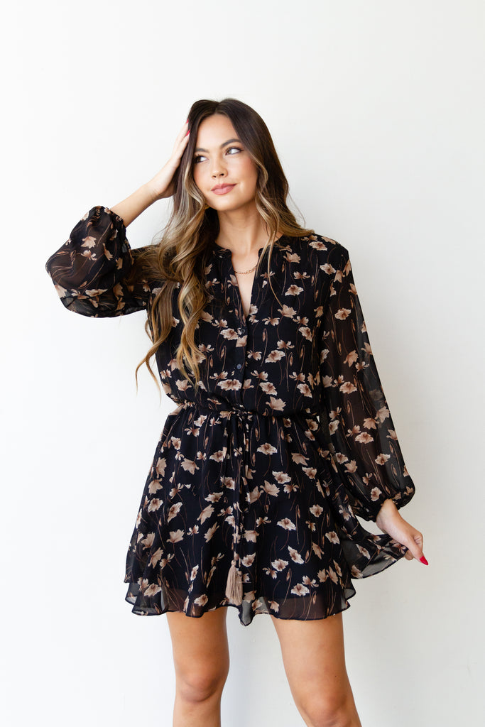 Without You Floral Dress By For Good