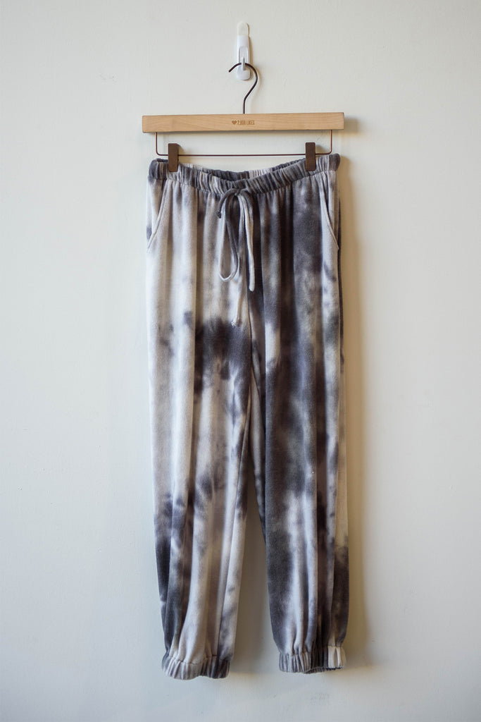 Be Loved Tie Dye Joggers