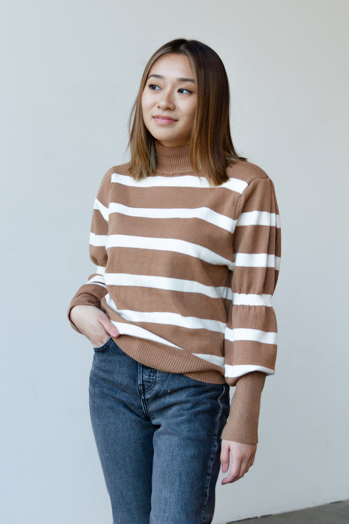 Lovely Soul Knit Sweater By For Good