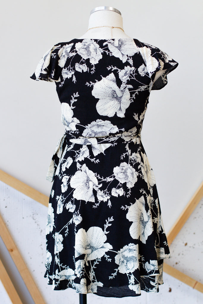If You Were Mine Floral Dress by Free People