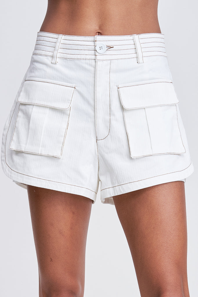 Something In The Water Woven Shorts