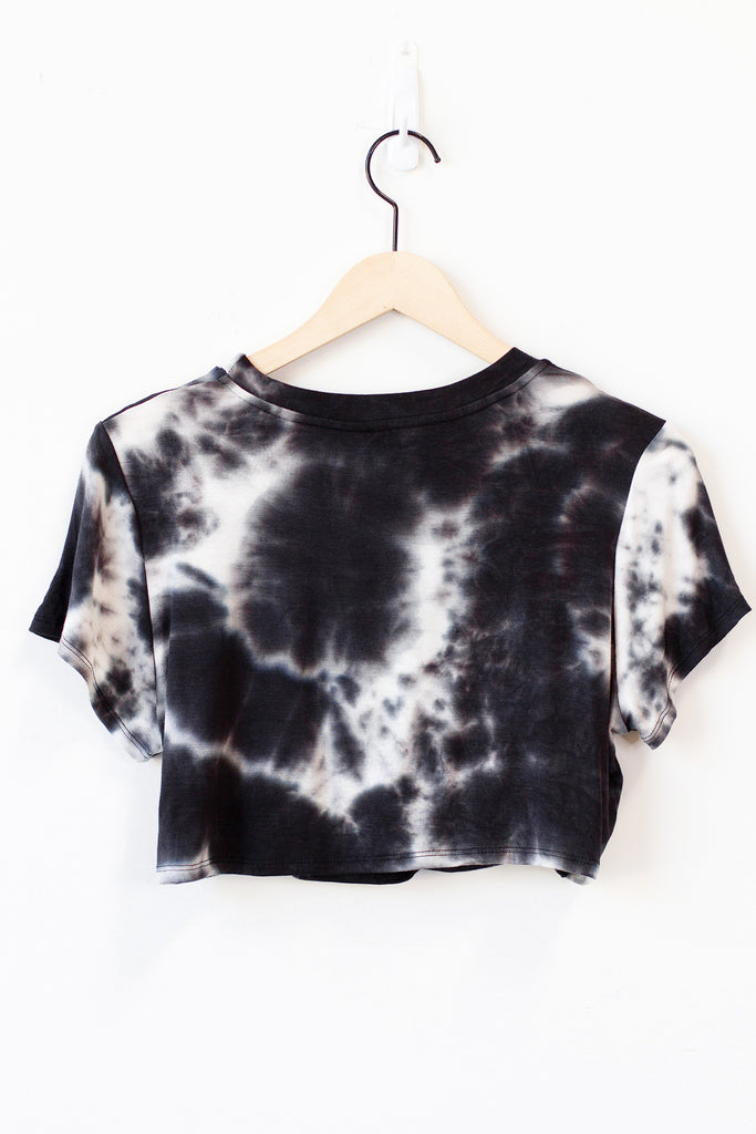 Stole The Show Tie-Dye Crop Top by For Good