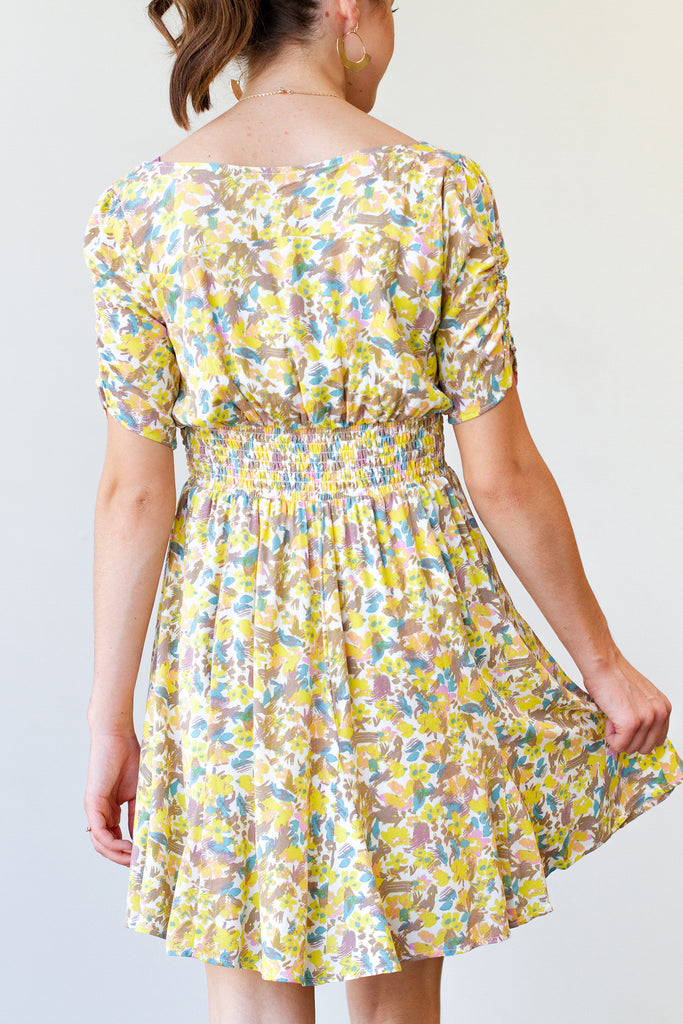 Glorious Day Floral Dress by Free People