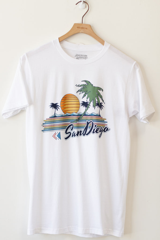 San Diego Graphic Tee