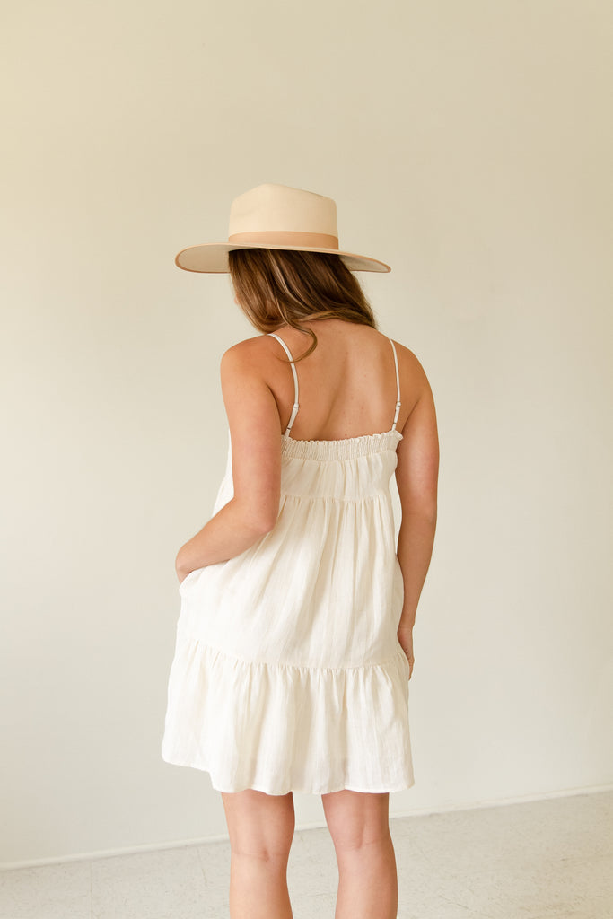 Perfect Imperfections Cami Dress