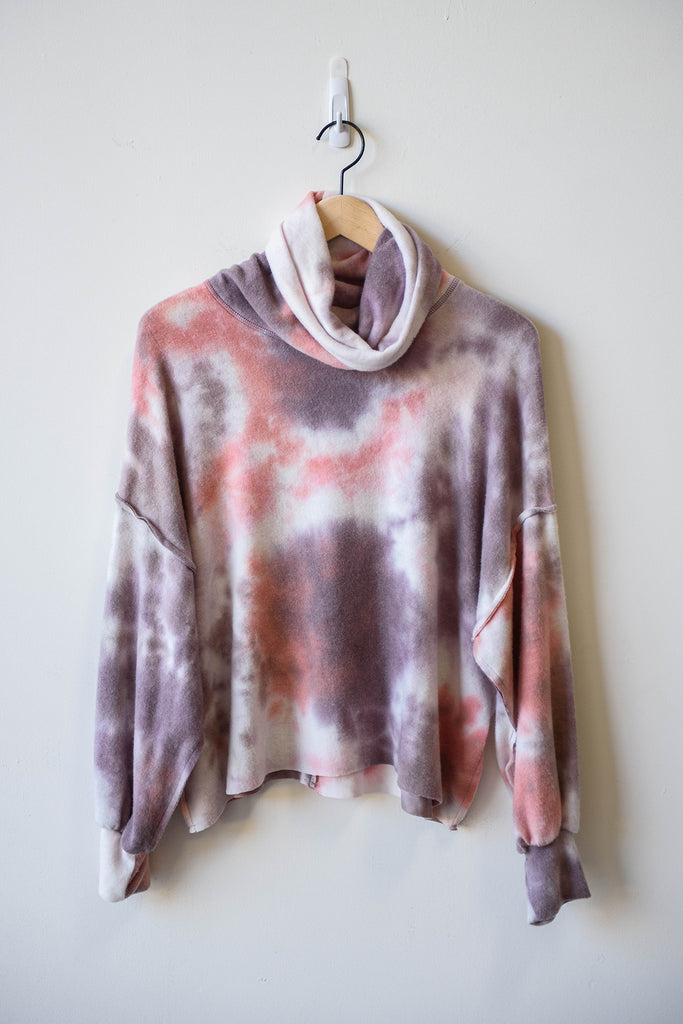 Be Loved Tie Dye Sweater