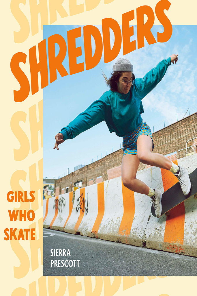 shredders book
