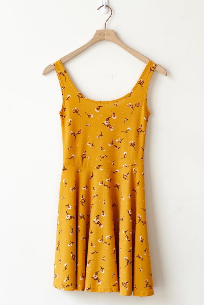 I Found You Floral Dress