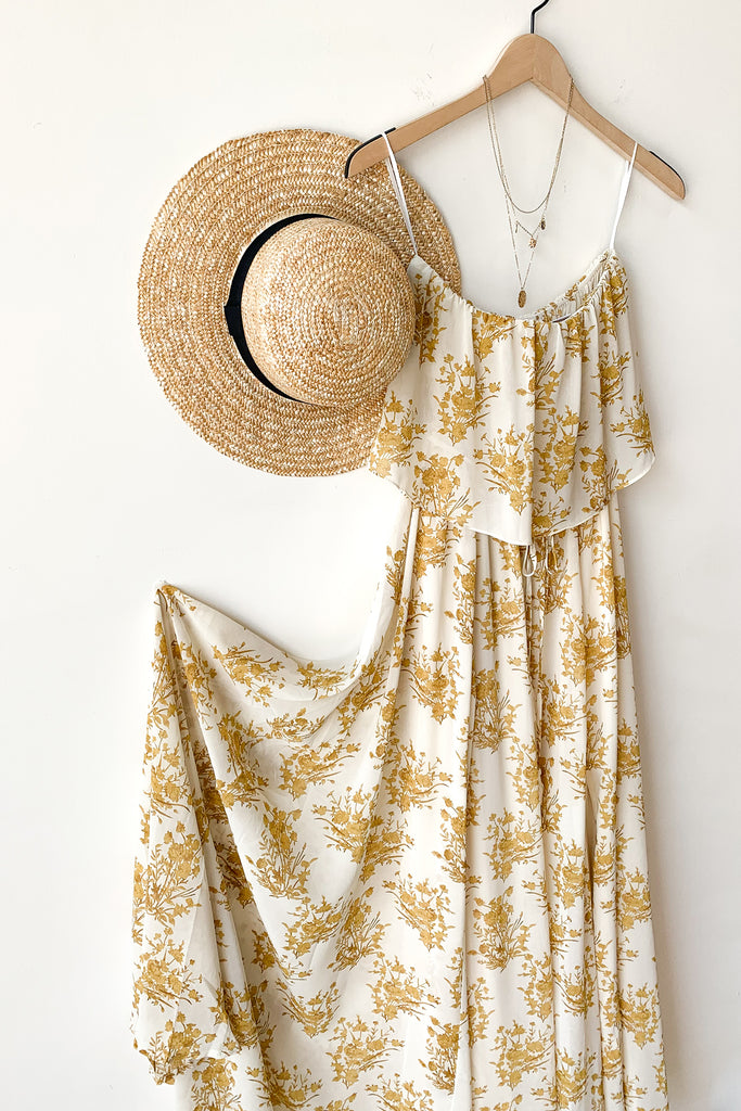 Slow It Down Maxi Dress By For Good