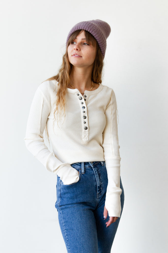 Bigger Picture Knit Top By Free People