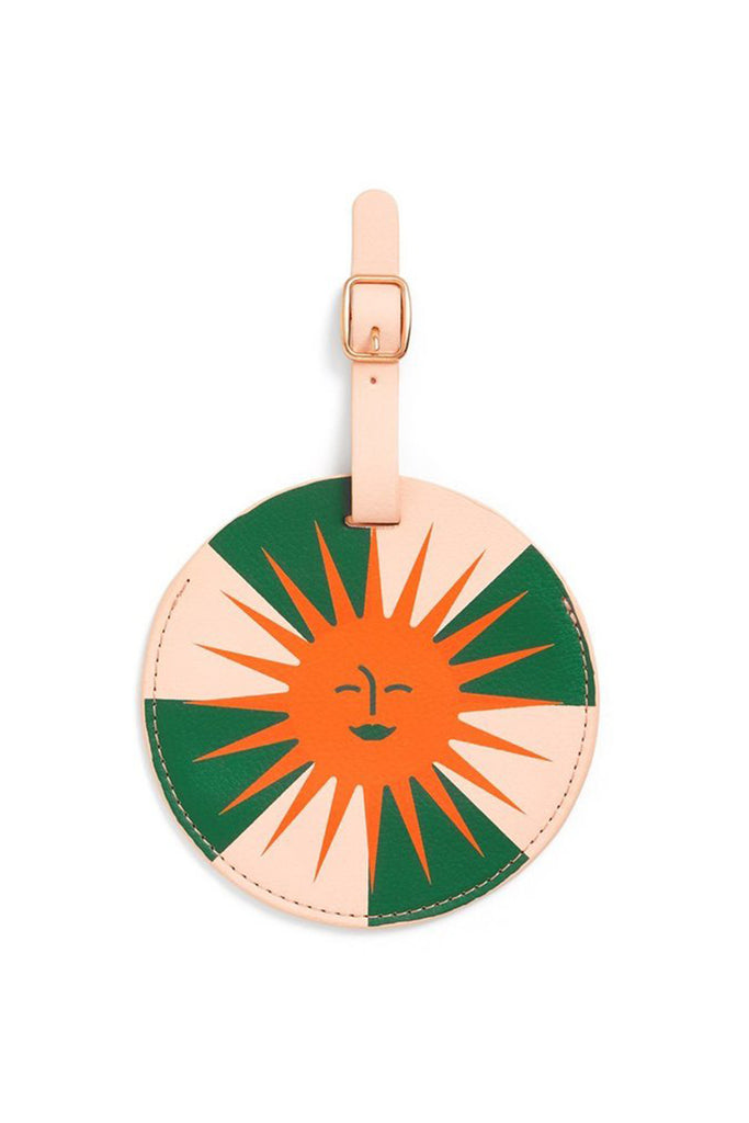 Sunburst Luggage Tag by ban.do