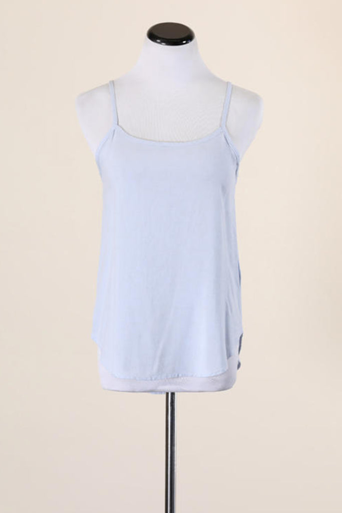 Blue Cami Top