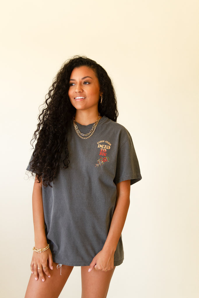 Dead To Me Girls Club Graphic Tee