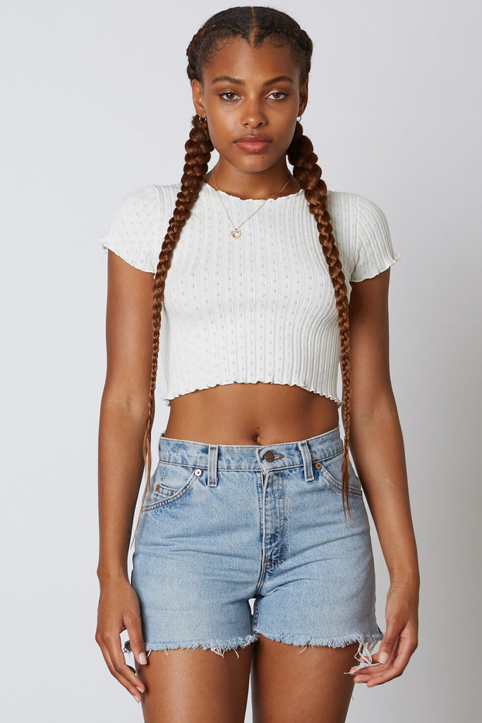 Easy Moves Crop Top