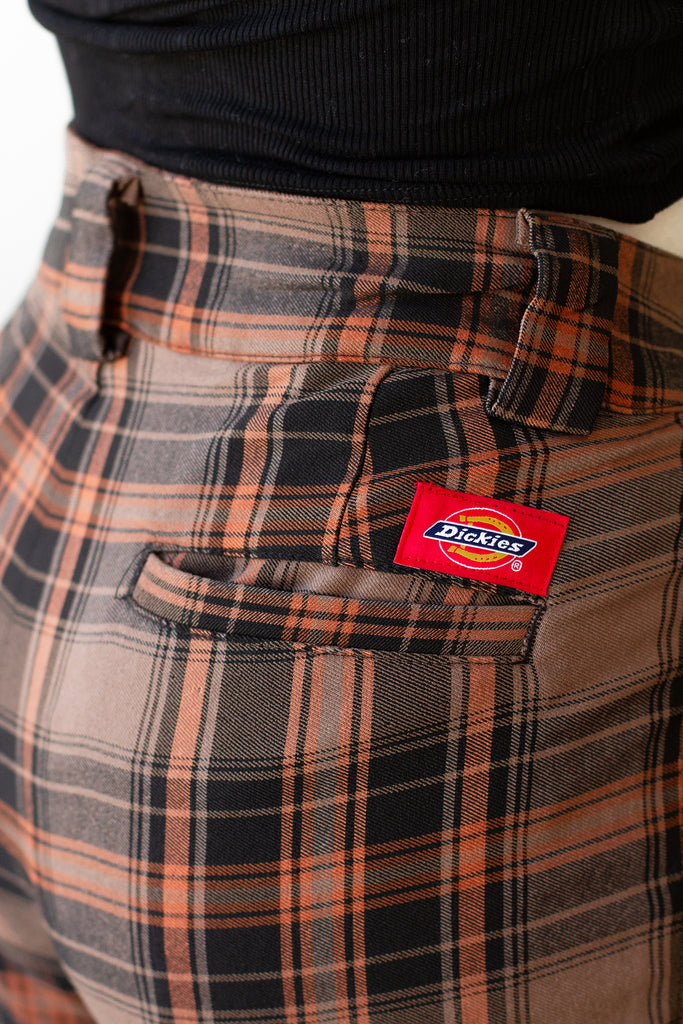 Dickies Plaid Pants