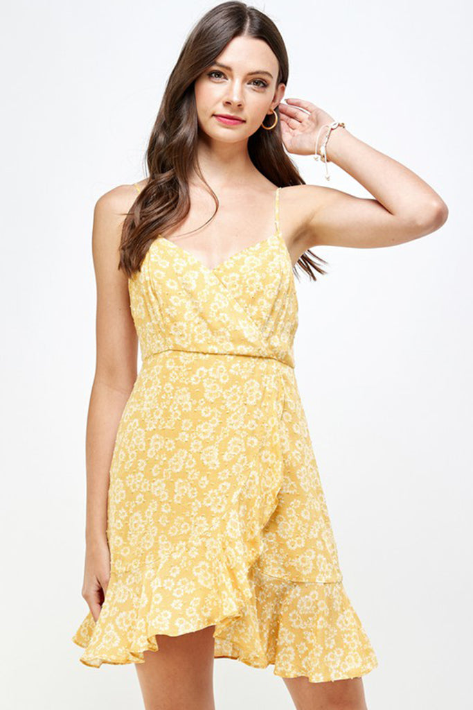 Love You Like A Love Song Cami Dress