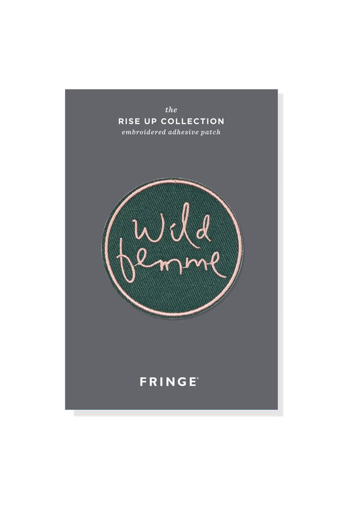 Wild Femme Patch by For Good
