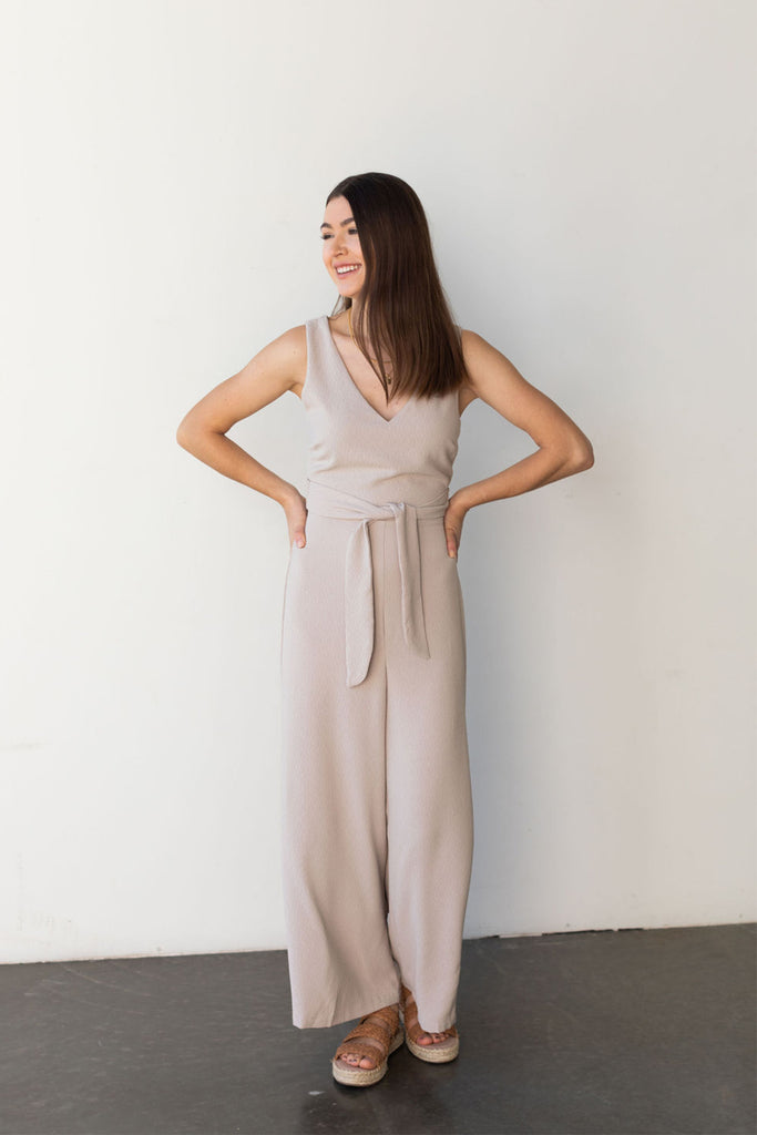 Knowing Me Jumpsuit By For Good