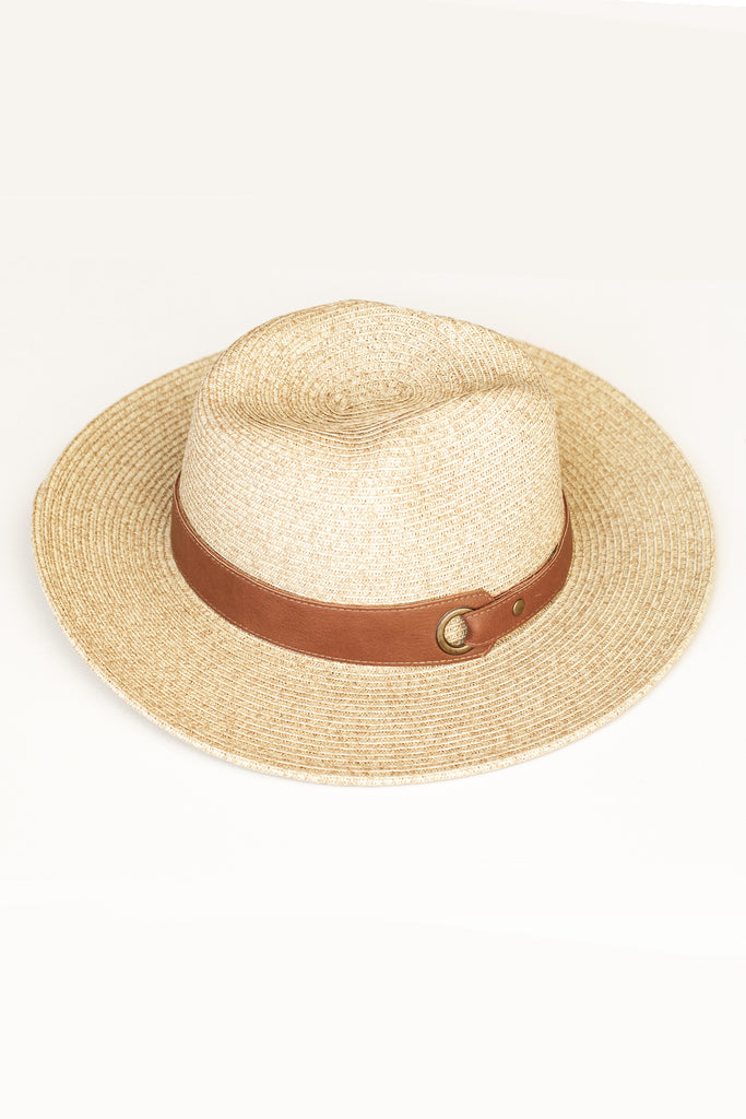 Light Natural Straw Hat